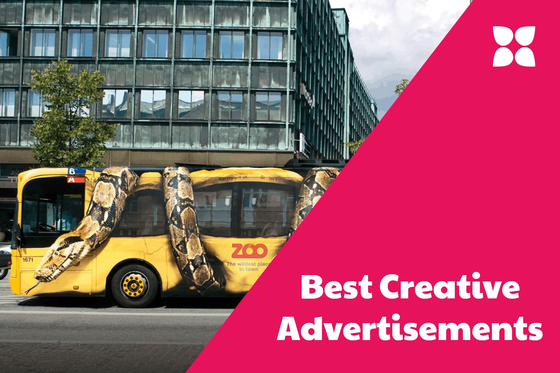 Top 35 Creative Advertisements